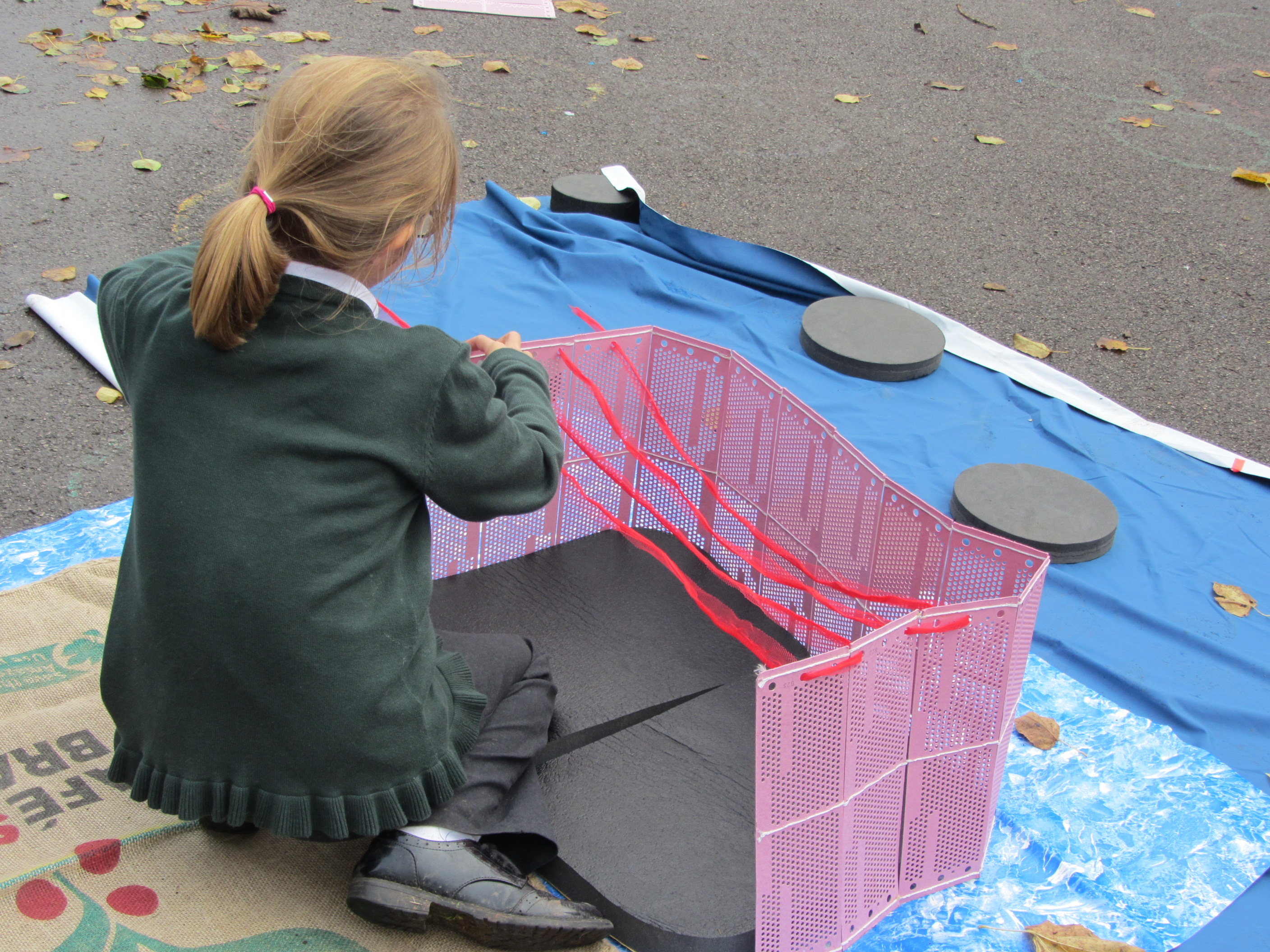 Portable Playground in action
