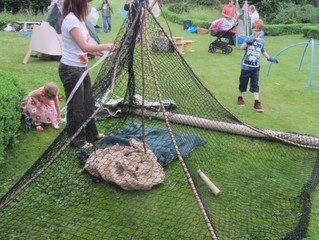 'UnPlug and Play' at Castle Bromwich Hall Gardens
