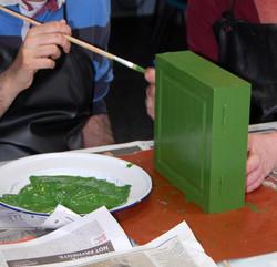painting story box