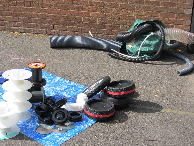 Portable Playground Kit