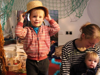 The Tempest inspiring Early Years