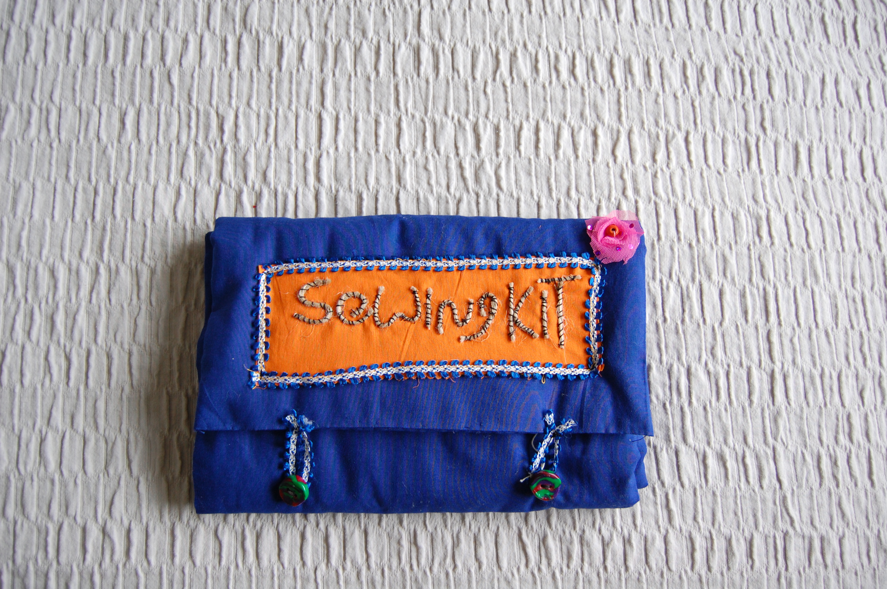 sewing kit created