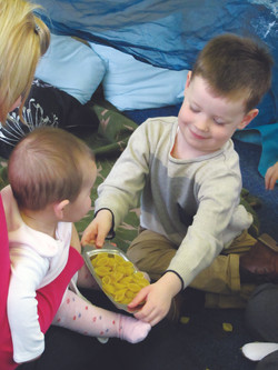 Pre-School & Baby & Toddler Group