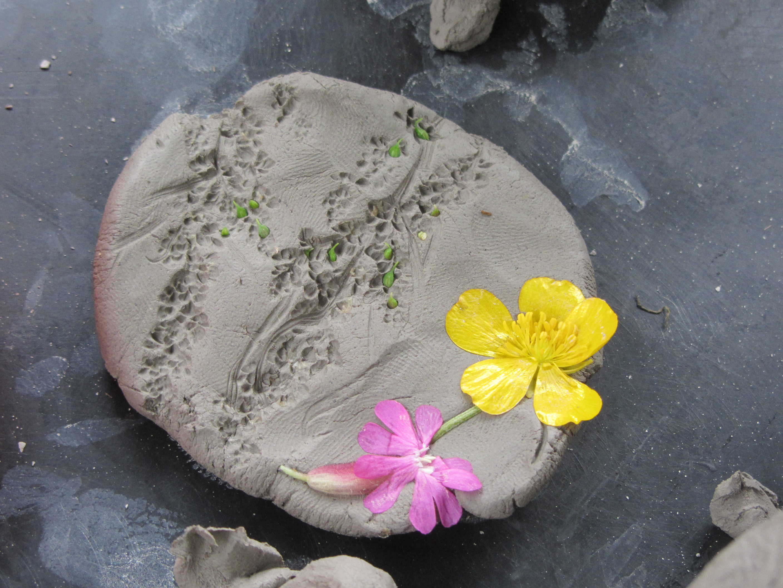 Clay creation