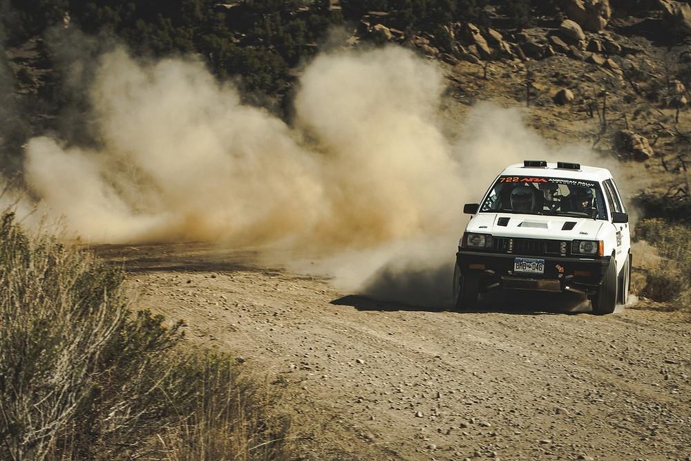 Steve Olana at Rally Colorado 2020