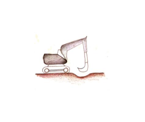 Soil prepration as per Miyawaki Methodology