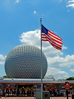 Epcot, Florida. Oleander Villa website