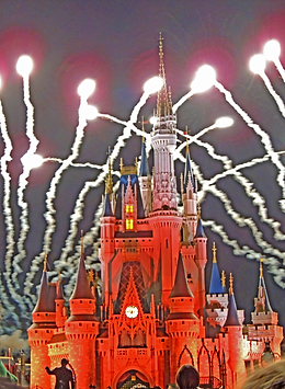 Magic Kingdom, Florida. Oleander Villa website