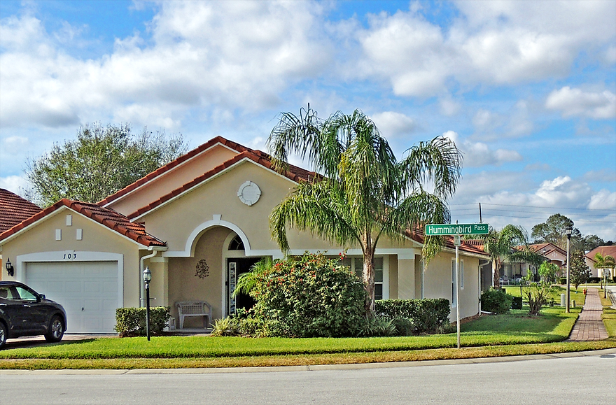 Oleander Villa, Lake Wilson Preserve, Davenport, Florida.