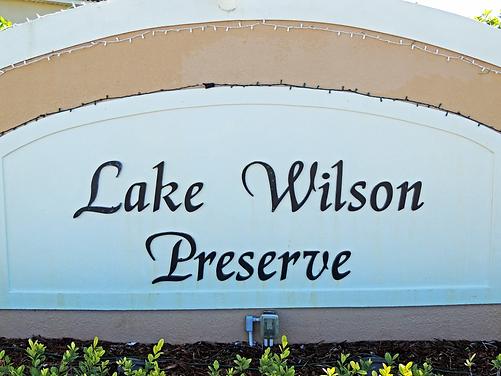 Lake Wilson Preserve, Davenport, Florida.