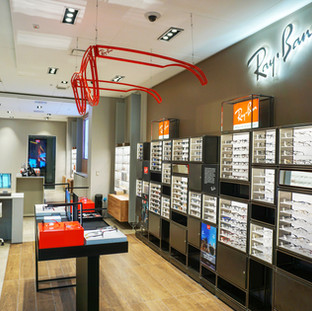 RayBan Collection at LensCrafters at Northlake Mall