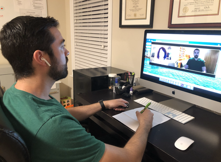 Virtual Eye Care - Northlake Eye is Now Offering Video Telehealth Consults!