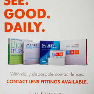 Northlake Eye Daily Contact Lenses