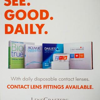 Northlake Eye Daily Contact Lenses