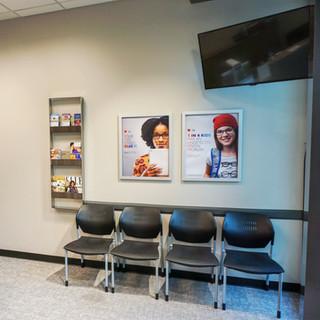 Northlake Eye Waiting Room