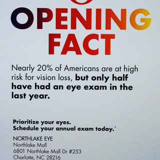 Eye Opening Fact