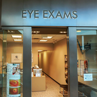 Northlake Eye Store Front
