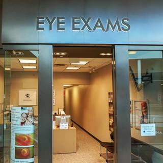 Northlake Eye Store Front