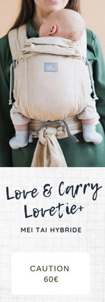 Love and Carry Lovetie+