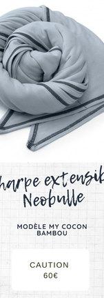 Echarpe extensible Neobulle My cocon