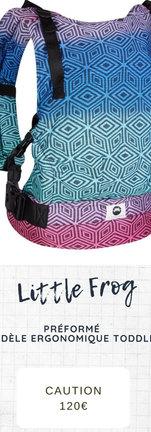 Little Frog Toddler