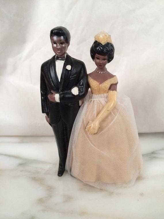 Bridal Cake Topper