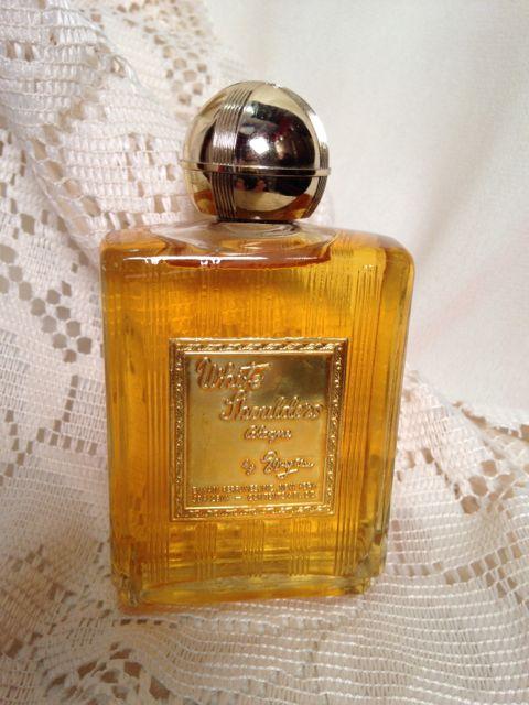 1960's White Shoulders Perfume