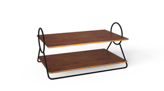 Cowpunk Coffee Table