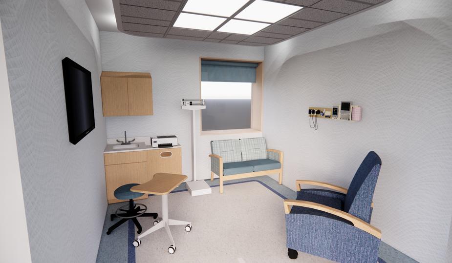 Haven Health - Exam Room