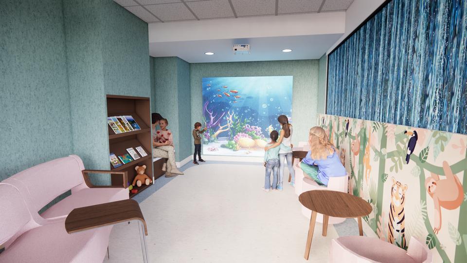 Haven Health - Children's Area