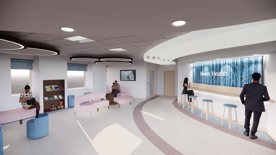 Haven Health - Waiting Room