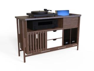 VinylMod Occasional Storage