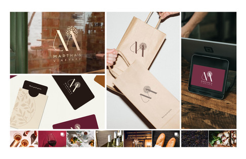 Martha's Vineyard Branding Campaign