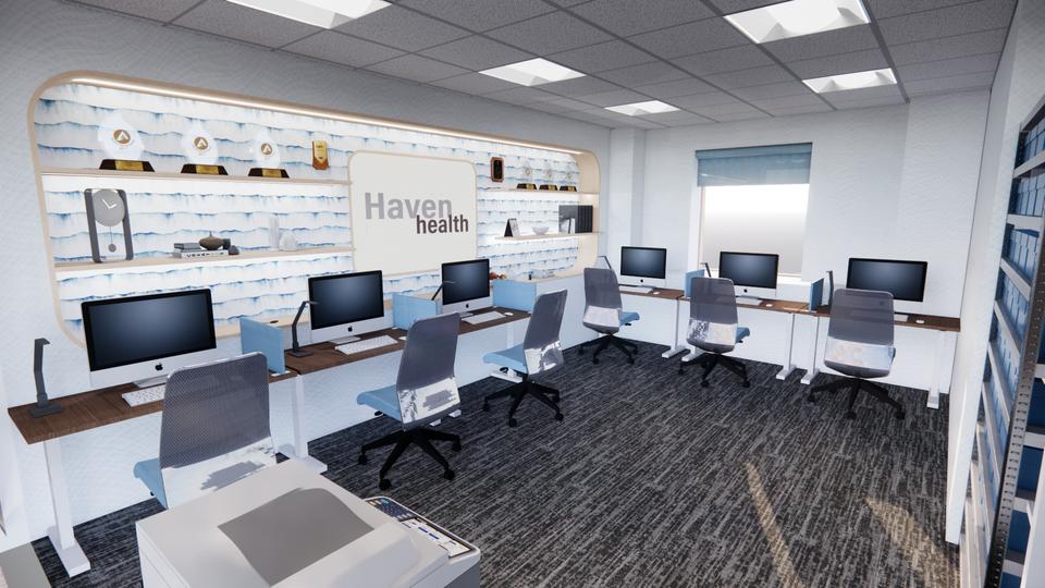 Haven Health - Practitioner's Workroom