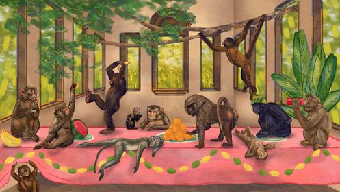 Fun Fact Monkey Festival
