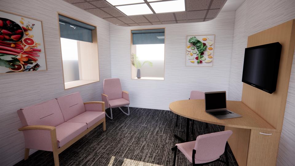 Haven Health - Consultation Room
