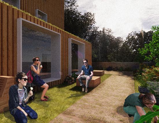 The Creative Collective Roof Garden