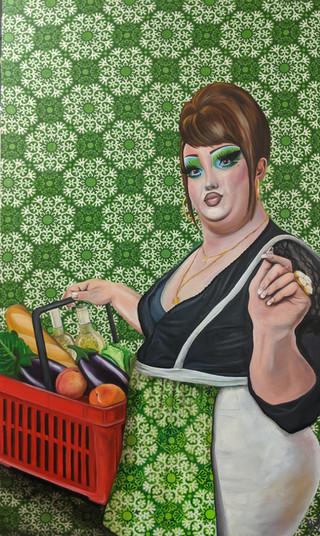 Women's Work: Grocery Get'er