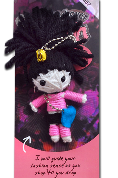 The Shopaholic Watchover Voodoo Doll