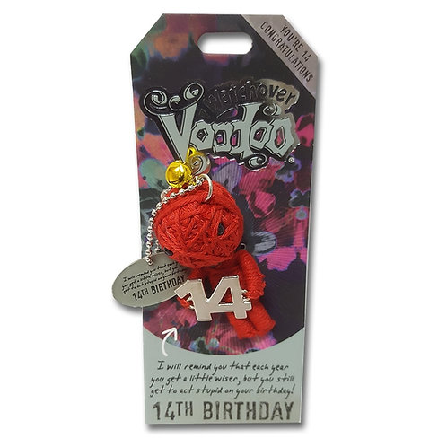 14th Birthday Watchover Voodoo Doll