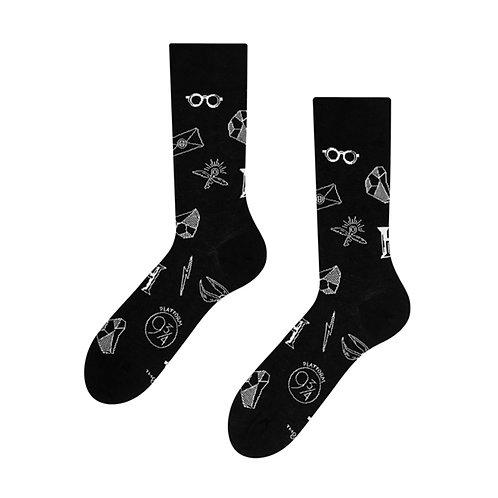 Harry Potter Symbols Socks