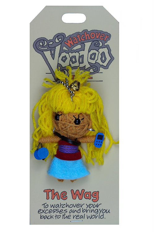 The Wag Voodoo Doll