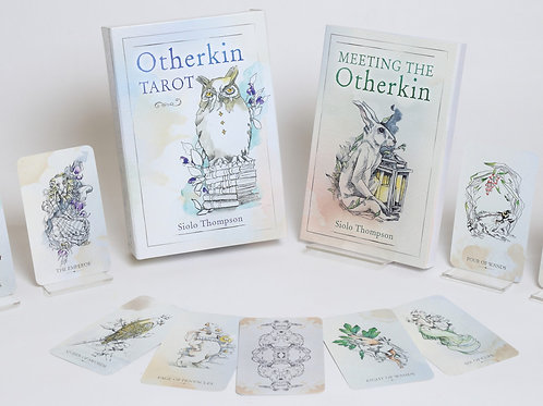 Otherkin Tarot Set