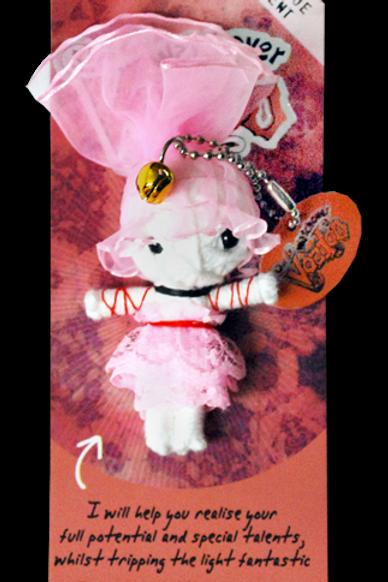 Ballerina Watchover Voodoo Doll