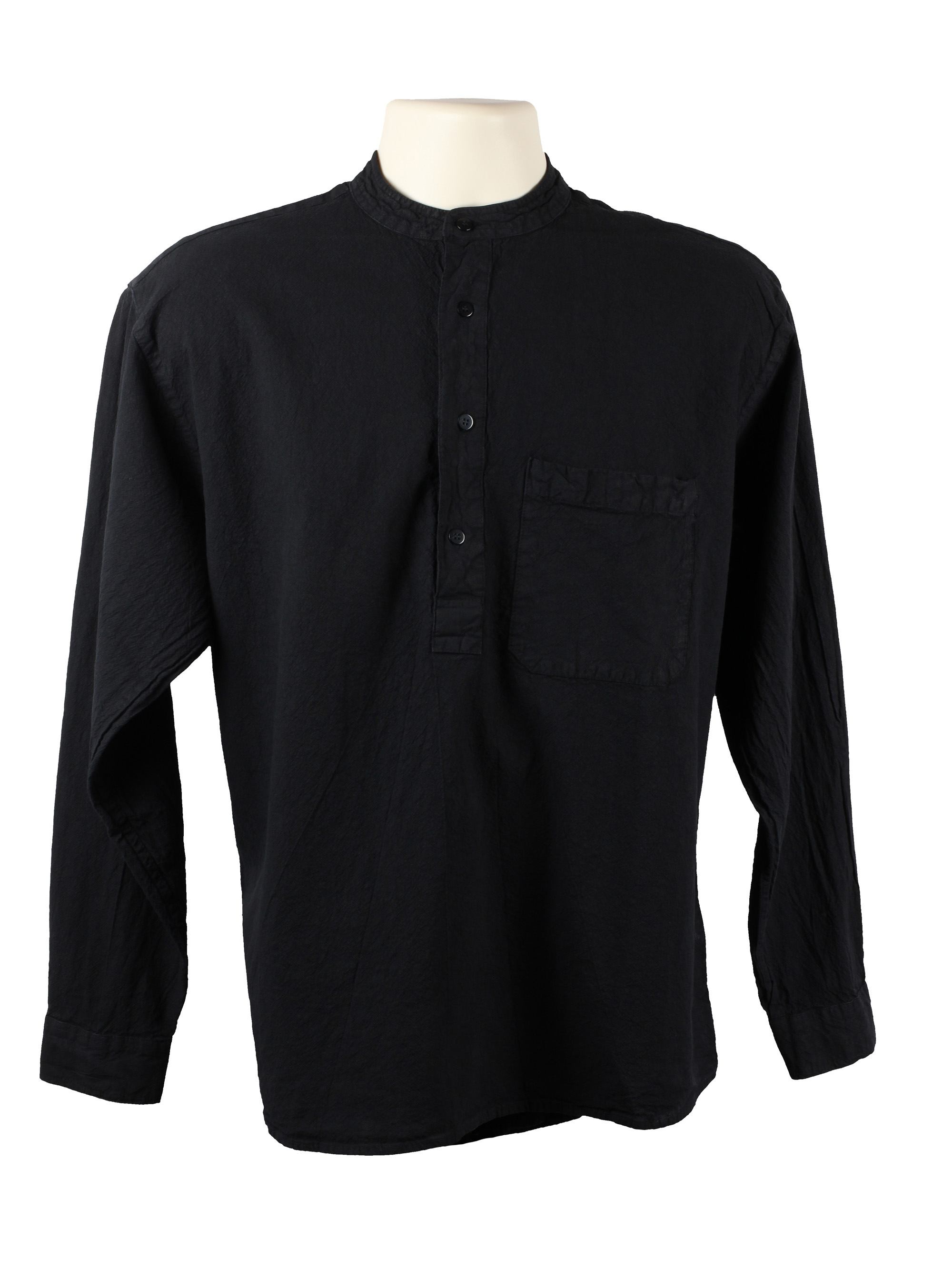 Black Grandad Shirt