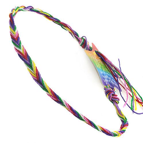 Plaited Friendship Bracelets