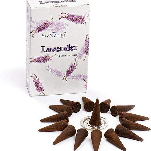 Stamford Lavender Cones