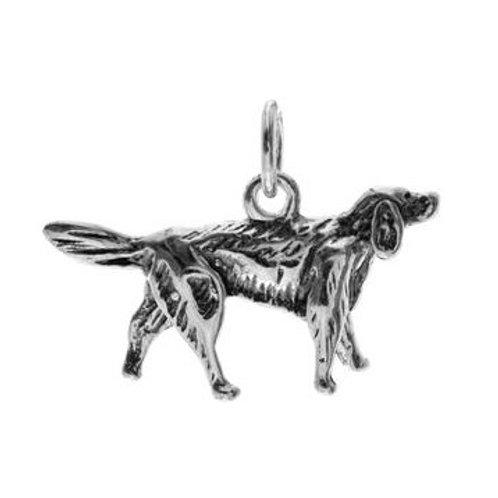 Setter Dog Pendant