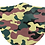 Thumbnail: Camo Reusable Adult Face Covering with Filter Pouch