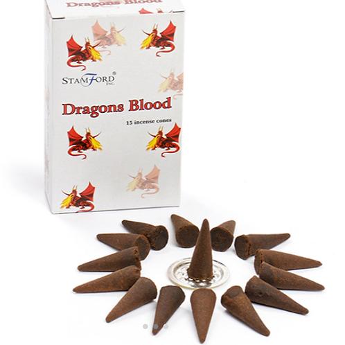 Stamford Dragon's Blood Cones